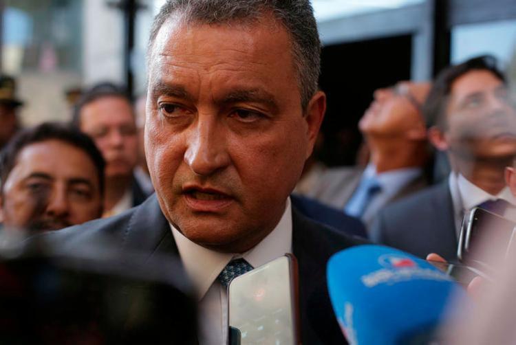 Segundo o governador, a situação pode ficar muito complicada - Foto: Raphael Muller   Ag. A TARDE - Foto: Raphael Muller   Ag. A TARDE