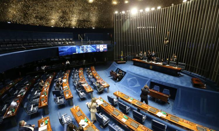 O relator do projeto acatou duas emendas e o texto retorna à Câmara dos Deputados para nova análise   Foto: Fábio Rodrigues Pozzebom   Agência Brasil - Foto: Fábio Rodrigues Pozzebom   Agência Brasil