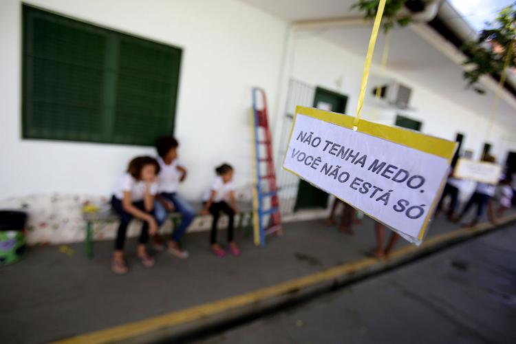 A campanha tem o objetivo de ajudar pessoas em sofrimento, garantindo suporte a quem precisa, para enfrentar dissabores | Foto: Raul Spinassé | Ag. A TARDE | 16.9.2019 - Foto: Raul Spinassé | Ag. A TARDE | 16.9.2019
