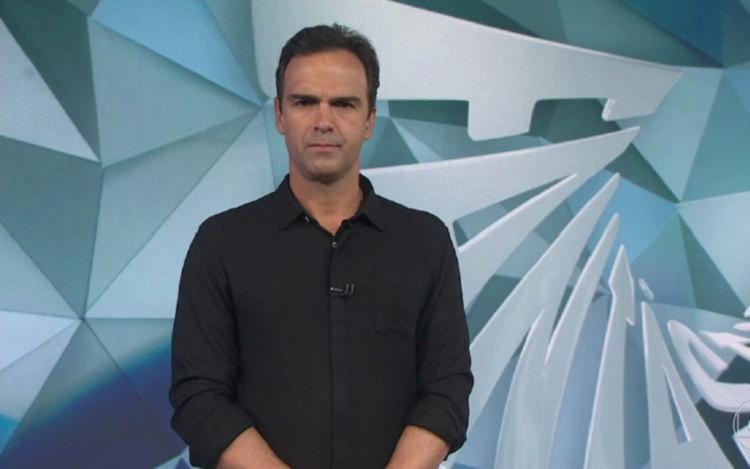 Tadeu é bem visto pela Globo por seu desempenho como apresentador do Fantástico - Foto: Reprodução