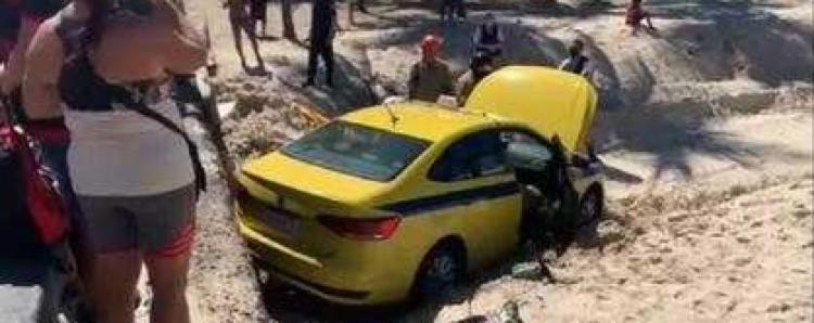 Taxista é diabético e o mal estar foi causado por uma hipoglicemia aguda e repentina | Foto: Reprodução | Rede Globo - Foto: Reprodução | Rede Globo
