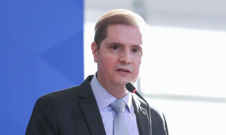 Ministro cancelou a agenda e está em quarentena   Foto: Marcos Corrêa   PR - Foto: Marcos Corrêa   PR