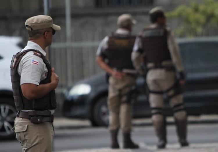 Segundo a Polícia Militar, os suspeitos fugiram e nenhuma apreensão foi realizada | Foto: Reprodução | Facebook PMBA - Foto: Reprodução | Facebook PMBA
