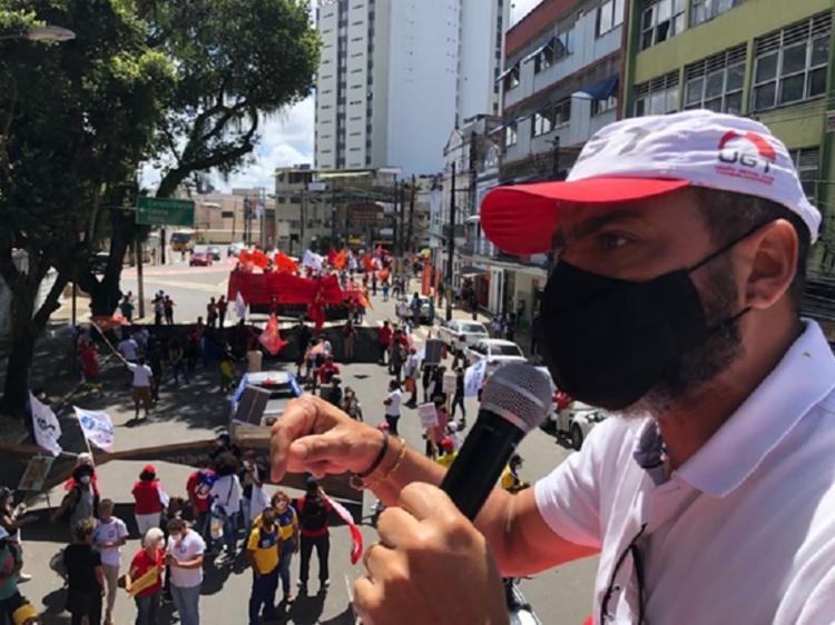 O argumento seria que o ato é organizado pelos grupos Movimento Brasil Livre (MBL) e Movimento Vem Pra Rua | Foto: Divulgação - Foto: Divulgação