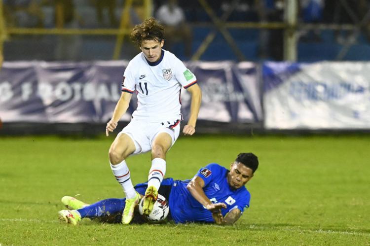 O octogonal oferece três vagas para o Mundial e o quarto colocado disputa um play-off contra uma seleção de outro continente | Foto: Marvin Recinos | AFP - Foto: Marvin Recinos | AFP