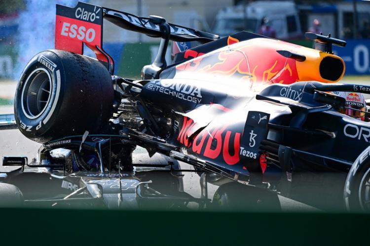 Verstappen foi penalizado com a perda de três posições no grid de largada do GP da Russia   Foto: Andrej Isakovic   AFP - Foto: Andrej Isakovic   AFP