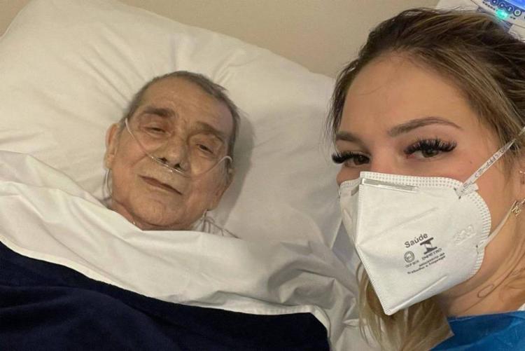 Mário estava internado desde o dia 19 de julho devido a uma pneumonia aguda | Foto: Reprodução | Instagram - Foto: Reprodução | Instagram