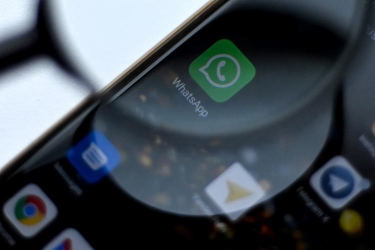 A investigação do WhatsApp, iniciada pela comissão irlandesa de proteção de dados DPC em dezembro de 2018 | Foto: Kirill Kudryavtsev | AFP - Foto: Kirill Kudryavtsev | AFP