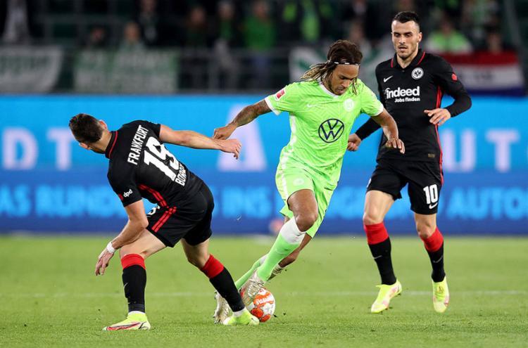 Com o resultado, o Wolfsburg ficou na vice-liderança do Campeonato Alemão, com 13 pontos conquistados | Foto: Ronny Hartmann | AFP - Foto: Ronny Hartmann | AFP