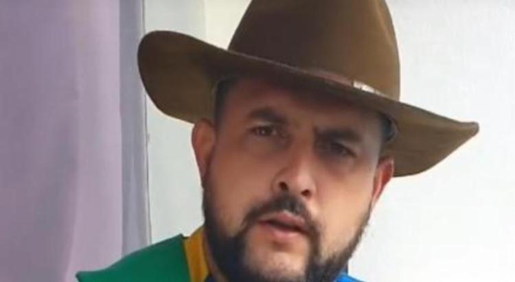 Caminhoneiro bolsonarista teve prisão determinada pela PGR - Foto: Reprodução