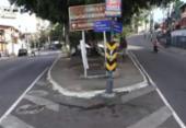 Mulher morre e homem fica ferido após acidente de trânsito em Narandiba | Foto: Reprodução | TV Bahia
