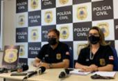Advogado que matou namorada passará por audiência de custódia nesta segunda, diz delegada | Foto: Haeckel Dias | Ascom DHPP