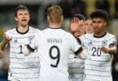 Alemanha bate Macedônia do Norte e se classifica para a Copa do Mundo | Foto: AFP