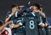 Argentina vence Peru e segue invicta nas Eliminatórias | Foto: Alejandro Pagni | AFP