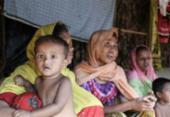 Ataque a acampamento de refugiados de Bangladesh deixa sete mortos | Foto: Anthony Burke | AFP