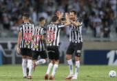 Atlético-MG defende vantagem na liderança em duelo com o Dragão | Foto: Pedro Souza / Atlético