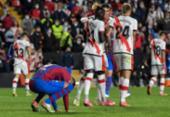 Barcelona é derrotado pelo Rayo Vallecano no Espanhol | Foto:
