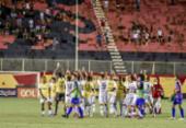 Contra Brasil-RS, Vitória aposta no apoio da torcida para manter viva chance de permanência | Foto: Pietro Carpi | EC Vitória