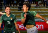 Bolívia goleia Paraguai pelas eliminatórias para a Copa do Mundo | Foto: Javier Mamani | AFP