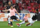 No último lance, Bragantino busca empate com Inter pelo Brasileirão | Foto: Ricardo Duarte | SC Internacional