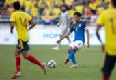 Brasil empata sem gols com a Colômbia e perde aproveitamento perfeito nas Eliminatórias   Foto: Lucas Figueiredo   CBF