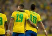 Brasil atropela Uruguai em Manaus com show de Neymar e Raphinha | Foto: Lucas Figueiredo | CBF