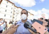Bruno Reis reitera parceria do governo Bolsonaro com Salvador | Foto: Shirley Stolze | Ag. A TARDE