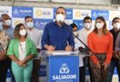 Prefeito lança programa Salvador Solar com foco na economia e meio ambiente | Foto: Foto: Betto Jr./Secom