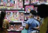Intenção de consumo das famílias se mantém estável em outubro | Foto: Fernando Frazão | Agência Brasil