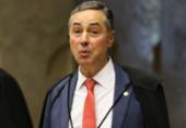 Inclusão de crimes em relatório da CPI é decisão política, diz Barroso | Foto: Fabio Rodrigues Pozzebom I Agência Brasil