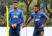 Bahia já retoma os treinos de olho em partida atrasada contra o Ceará | Foto: Felipe Oliveira | EC Bahia