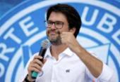 Bahia anuncia acordo com a Rede Globo para TV fechada | Foto: Felipe Oliveira | EC Bahia