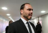 Filho de Bolsonaro acusa presidente da CPI de crime de prevaricação | Foto: Reprodução I Twitter