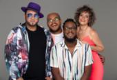 Banda Filhos de Jorge se apresenta neste sábado em Salvador | Foto: Divulgação