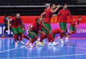 Portugal bate Argentina e vira campeão mundial de futsal pela 1ª vez; Brasil ficou em 3º | Foto: Divulgação | Fifa