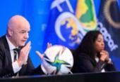 Fifa convoca reunião sobre
