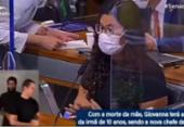 Intérprete se emociona com depoimento na CPI e é substituído; video | Foto: Reprodução/ Tv Senado