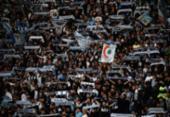 Músicas fascistas da torcida da Lazio geram protestos na Itália | Foto: