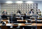 CPI da Covid adia leitura de relatório final | Foto: Pedro França I Agência Senado