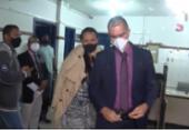 Acusada de agredir babá começa a ser monitoraza por tornozeleira eletrônica | Foto: Reprodução / Tv Bahia