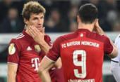 Müller pede perdão após humilhante eliminação do Bayern na Copa da Alemanha | Foto: