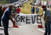 Petrobras defende atual política de preços de combustíveis e caminhoneiros falam em nova greve | Foto: Miguel Schincariol | AFP