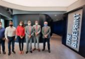 Em visita a Dubai, Rui Costa conhece soluções para cidades inteligentes | Foto: Divulgação