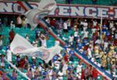 Governo da Bahia prepara decreto para permitir 50% da capacidade de público nos estádios | Foto: Felipe Oliveira | EC Bahia