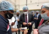 Empresa dos Emirados Árabes vai exportar cacau de Ilhéus, diz Rui Costa | Foto: Fotos: Daniel Senna/GOVBA