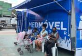 Covid-19: Salvador inicia serviço móvel de vacinação em comunidades | Foto: Divulgação | SMS