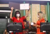 Secretária de Políticas para Mulheres é homenageada com Comenda na Câmara | Foto: Divulgação