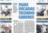 Programa integra tradição e tecnologia para formar leitores | Foto: Arquivo A TARDE | 27.10.2015