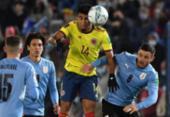 Uruguai e Colômbia empatam pelas Eliminatórias Sul-Americanas | Foto: Pablo Porciuncula | AFP
