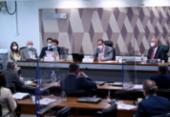 Com votação marcada para terça, relatório da CPI ainda pode receber alterações | Foto: Edílson Rodrigues I Agência Senado